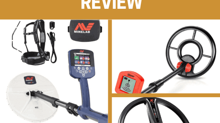 Best Metal Detector for Gold Review