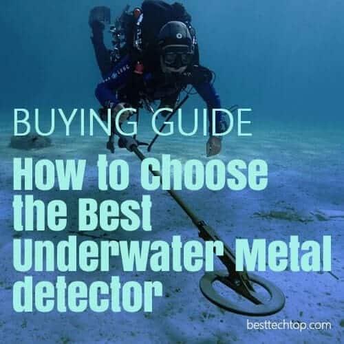 How to Choose the Best Underwater Metal detector