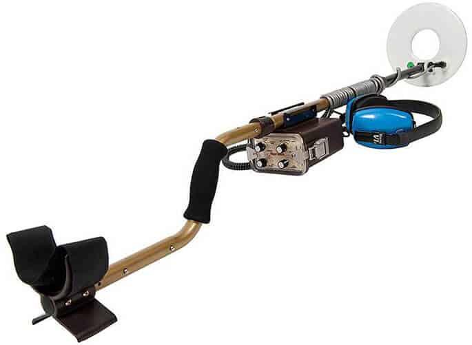 Tesoro sand shark metal detector review